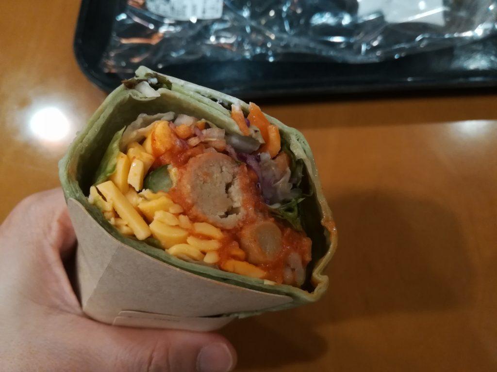 スタバ10品目野菜