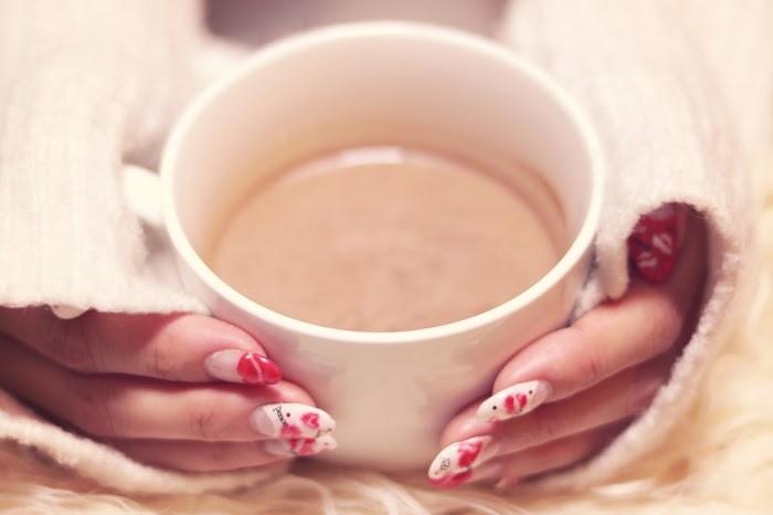 低体温対策-温かい飲み物