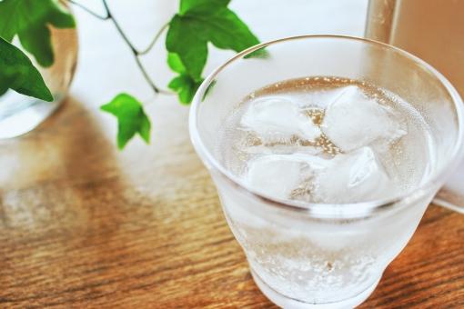 炭酸水の構造