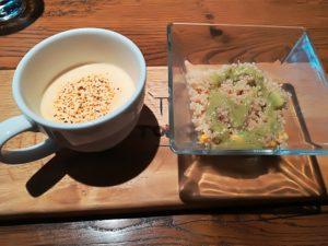 トロトーキョーのキアヌ&スープ