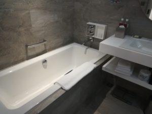 グランドハイアット台北バスルーム