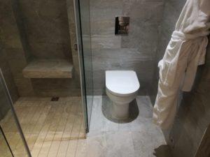 グランドハイアット台北トイレ